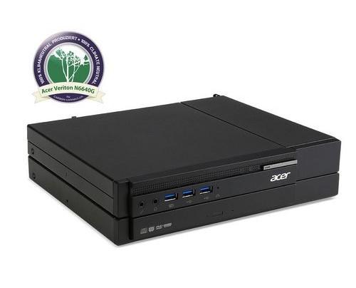Acer Veriton N6640G 2.9GHz i7-7700T Schwarz PC