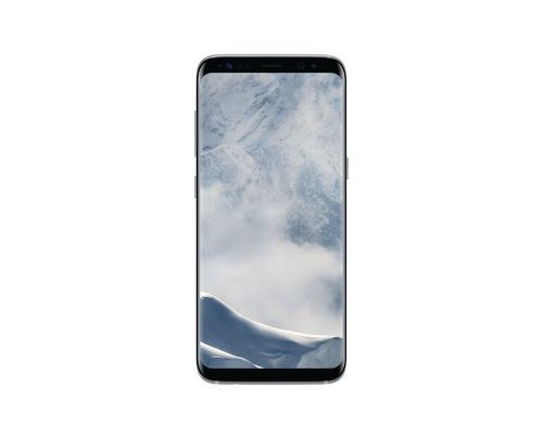 Samsung Galaxy S8 SM-G950F 14,7 cm (5.8 Zoll) 4 GB 64 GB Single SIM 4G Silber 3000 mAh