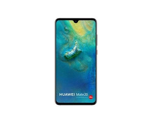 Huawei Mate 20 16,6 cm (6.53 Zoll) 4 GB 128 GB Dual-SIM 4G Schwarz 4000 mAh