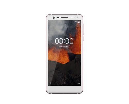 Nokia 3.1 13,2 cm (5.2 Zoll) 2 GB 16 GB Dual-SIM 4G Weiß 2990 mAh