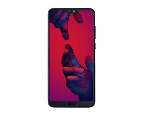 Huawei P20 Pro - Mobiltelefon - 8 MP 6 GB - Violett
