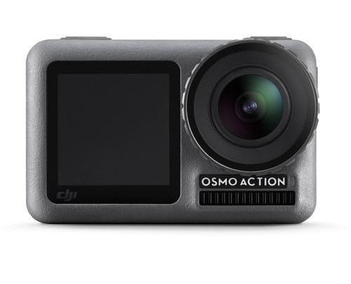 DJI Osmo Action - Full HD - 4096 x 2160 Pixel - 240 fps - H.264,MOV,MP4 - 100 Mbit/s - 4,8x