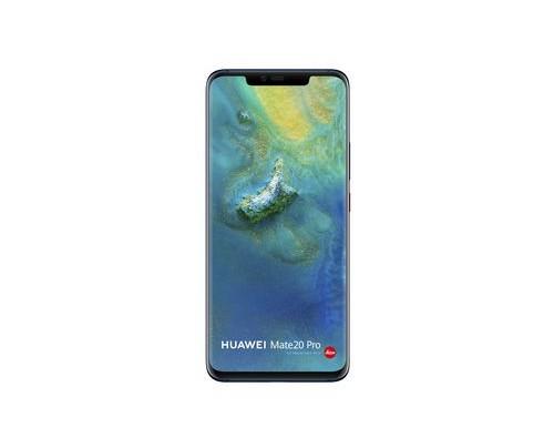 Huawei Mate 20 Pro 16,2 cm (6.39 Zoll) 6 GB 128 GB Dual-SIM 4G Blau 4200 mAh