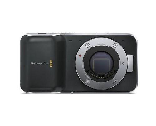 Blackmagic Design Pocket Cinema Handkamerarekorder Schwarz Full HD