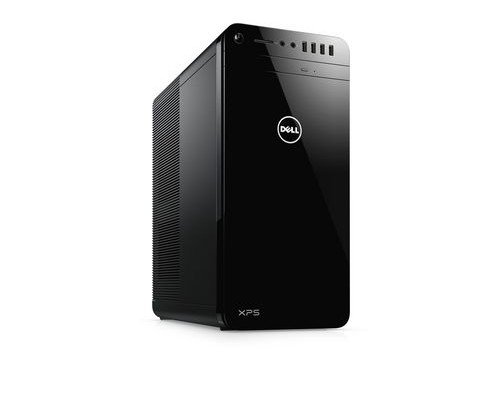 DELL XPS 8930 3.2GHz i7-8700 Tower Schwarz PC