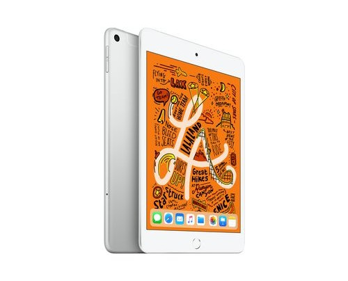 "Apple IPAD MINI 5 WIFI 256 GB Silber - 7,9"" Tablet - 20,1cm-Display"