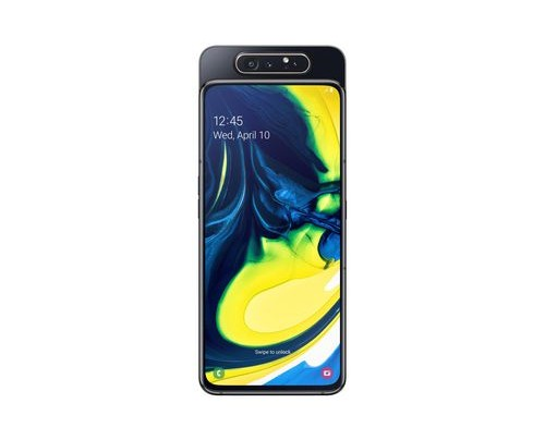 Samsung GALAXY A80 - Smartphone - 128 GB - Schwarz