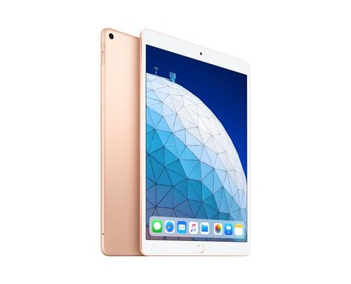 "Apple iPad Air WI-FI CELLULAR 256 GB Gold - 10,5"" Tablet - 26,7cm-Display"