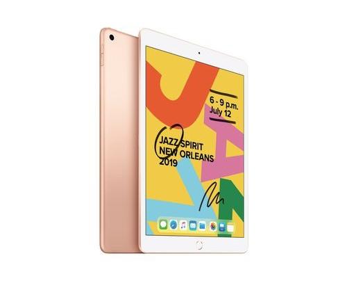 "Apple iPad WI-FI 32 GB Gold - 10,2"" Tablet - A10 2,4 GHz 25,9cm-Display"