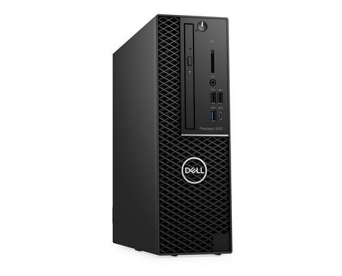 Dell Precision 3431 - Workstation - Core i7 3 GHz - RAM: 16 GB DDR4 - HDD: 512 GB - UHD Graphics 600