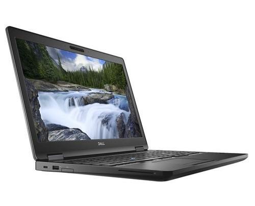 DELL Latitude 5590 Schwarz Notebook 39,6 cm (15.6 Zoll) 1920 x 1080 Pixel 1,60 GHz Intel® Core i5 der achten Generation i5-8250U