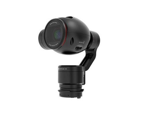 DJI Osmo Gimbal and Camera 4K Ultra HD 12MP Schwarz Kamera mit Aufhängung