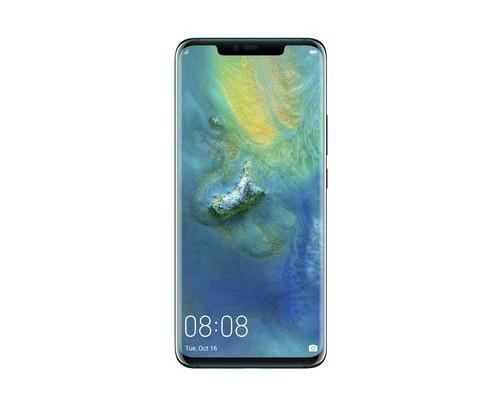 Huawei Mate 20 pro - Smartphone - 40 MP 128 GB - Grün