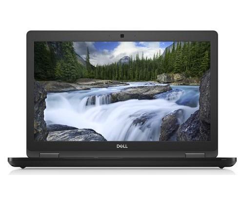 DELL Precision 3530 Schwarz Notebook 39,6 cm (15.6 Zoll) 1920 x 1080 Pixel 2,30 GHz Intel® Core i5 der achten Generation i5-8300H
