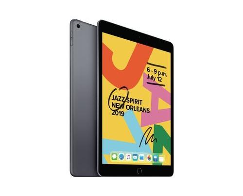 """Apple iPad WI-FI 128 GB Grau - 10,2"""" Tablet - A10 2,4 GHz 25,9cm-Display"""