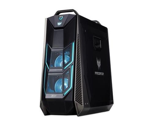 Acer Predator PO9-600 3,7 GHz Intel® Core i7 der achten Generation i7-8700K Schwarz Tower PC