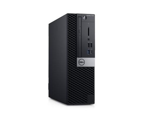 Dell Optiplex 7070 SFF - Komplettsystem - Core i5 3 GHz - RAM: 8 GB DDR4 - HDD: 256 GB - UHD Graphics 600