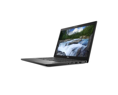 DELL Latitude 7490 Schwarz Notebook 35,6 cm (14 Zoll) 1920 x 1080 Pixel 1,90 GHz Intel® Core i7 der achten Generation i7-8650U