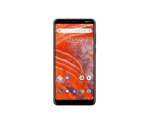 Nokia 3.1 Plus Dual Sim 16GB Android blau - Smartphone - 16 GB