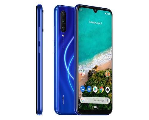 Xiaomi MI A3 - Smartphone - 8 MP 128 GB - Blau