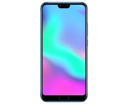 Huawei Honor 10 - 14,8 cm (5.84 Zoll) - 4 GB - 64 GB - 24 MP - Android 8.0 - Blau