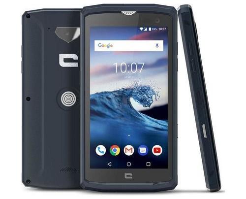 Crosscall CORE-X3 12,7 cm (5 Zoll) 2 GB 16 GB Hybride Dual-SIM 4G Blau 3500 mAh
