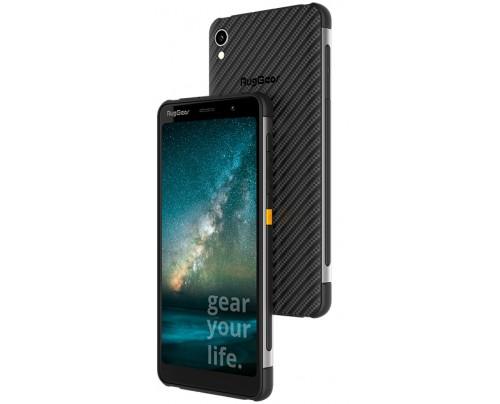 RugGear RG850 15,2 cm (5.99 Zoll) 3 GB 32 GB Dual-SIM 4G Schwarz 4000 mAh