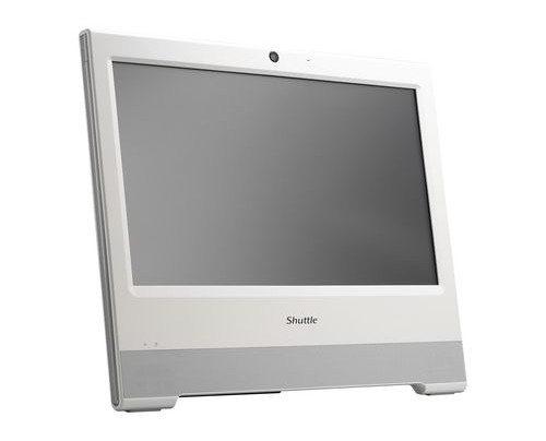 Shuttle X50V6U3 I3-7100U White NOOS - All-in-One mit Monitor - Core i3 Mobile