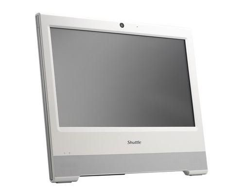 Shuttle XPC X50V - Barebone All-in-One AiO- MFP Komplettlösung - All-in-One mit Monitor - Core i3 Mobile