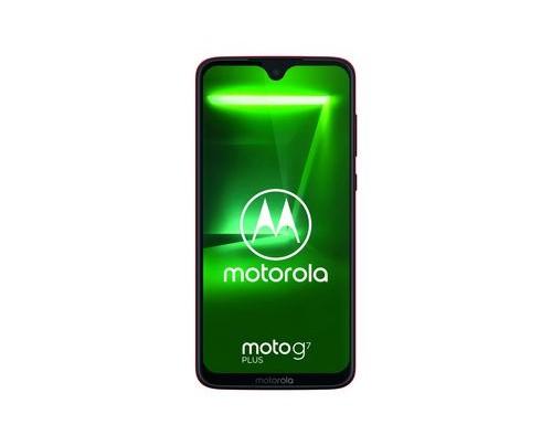 Motorola moto g plus 15,8 cm (6.2 Zoll) 4 GB 64 GB 4G Rot 3000 mAh