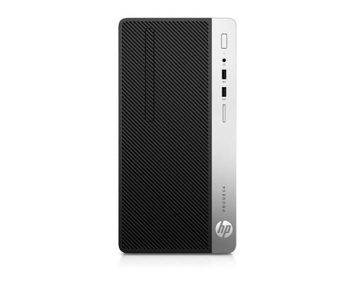 HP ProDesk 400 G6 - Komplettsystem - Core i5 3 GHz - RAM: 16 GB DDR4 - HDD: 512 GB