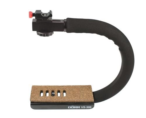 """Dörr VS-300 - Handkamerastabilisator - Aluminium - Schwarz - 1/4"""""""