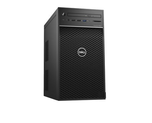 DELL Precision 3630 3,2 GHz Intel® Core i7 der achten Generation i7-8700 Schwarz Tower Arbeitsstation