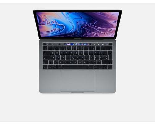 Apple MacBook Pro Grau Notebook 33,8 cm (13.3 Zoll) 2560 x 1600 Pixel 2,7 GHz Intel® Core i7 der achten Generation