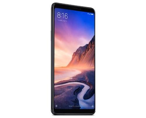 Xiaomi Mi Max 3 17,5 cm (6.9 Zoll) 4 GB 64 GB Dual-SIM 4G Schwarz 5500 mAh