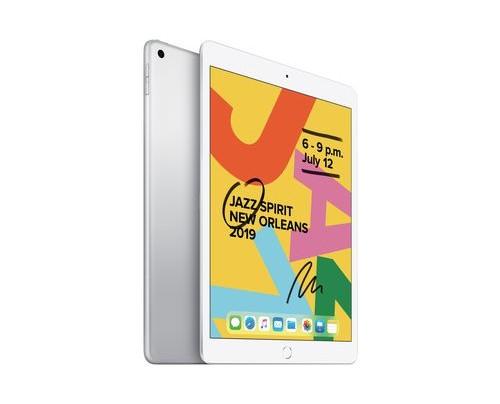 "Apple iPad WI-FI 32 GB Silber - 10,2"" Tablet - A10 2,4 GHz 25,9cm-Display"
