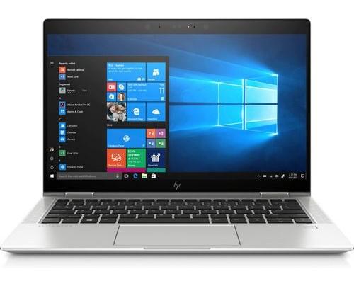 HP EliteBook x360 1030 G3 Silber Notebook 33,8 cm (13.3 Zoll) 1920 x 1080 Pixel Touchscreen 1,80 GHz Intel® Core i7 der achten Generation i7-8550U 3G 4G