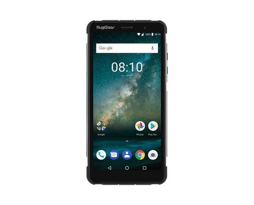 RugGear RG850 - 15,2 cm (5.99 Zoll) - 3 GB - 32 GB - 12 MP - Android 8.1 - Schwarz