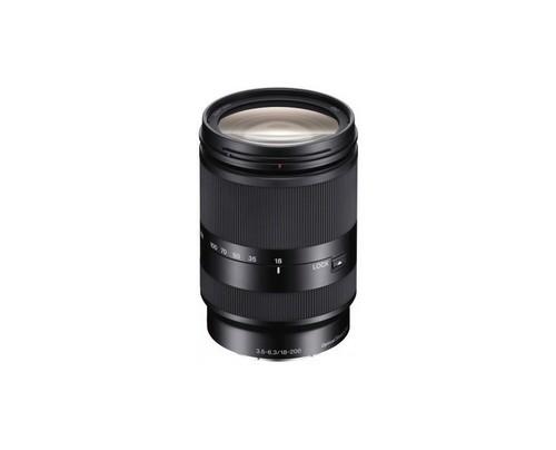 Sony SEL18200LE - Systemkamera - 17/13 - Teleobjektiv - 0,5 m - Sony E - 3,5 - 5,6
