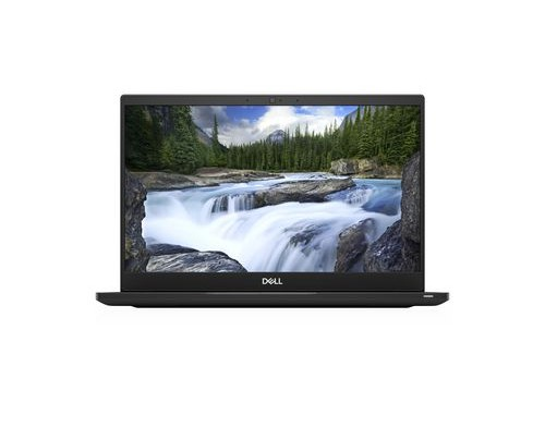 DELL Latitude 7390 Schwarz Notebook 33,8 cm (13.3 Zoll) 1920 x 1080 Pixel 2,60 GHz Intel® Core i5 der siebten Generation i5-7300U