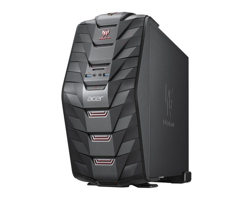 Acer Predator G3-710 3.6GHz i7-7700 Desktop Schwarz PC