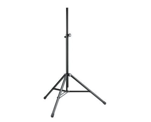 König & Meyer 214/6 - Flur - 50 kg - Aluminium - Schwarz - 3 Bein(e) - 137,5 cm