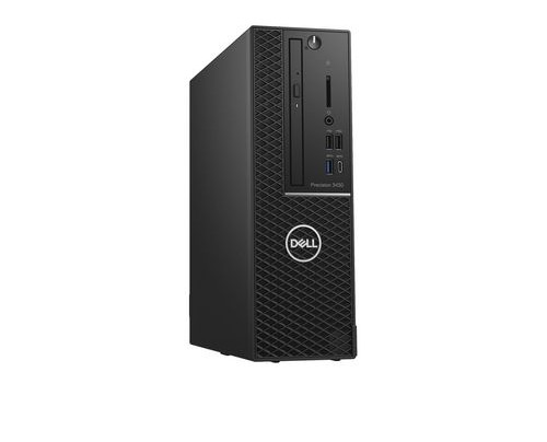 Dell Precision T3430 - Workstation - Core i7 3,2 GHz - RAM: 16 GB DDR4 - HDD: 512 GB Serial ATA - UHD Graphics 600