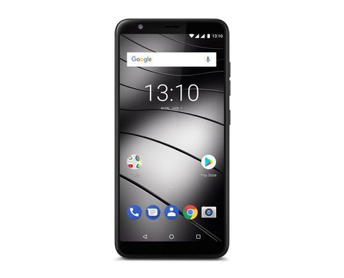 Gigaset GS280 - 14,5 cm (5.7 Zoll) - 3 GB - 32 GB - 16 MP - Android 8.1 - Braun