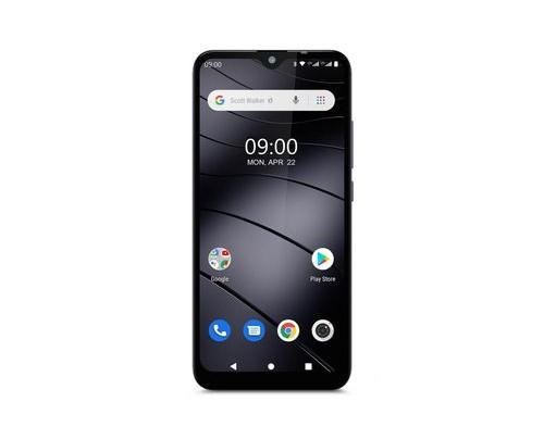 Gigaset GS110 - 15,5 cm (6.1 Zoll) - 1 GB - 16 GB - 8 MP - Android 9.0 - Grau