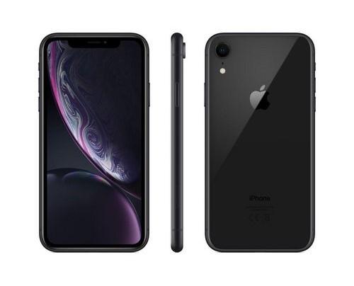 Apple iPhone XR 15,5 cm (6.1 Zoll) 256 GB Dual-SIM 4G Schwarz