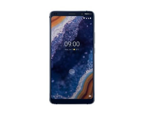 Nokia 9 PureView - 15,2 cm (5.99 Zoll) - 6 GB - 128 GB - 12 MP - Android 9.0 - Blau