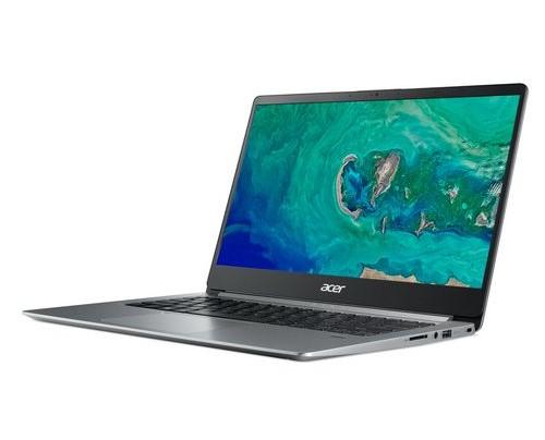 Acer Swift 1 SF114-32-C060 Silber Notebook 35,6 cm (14 Zoll) 1920 x 1080 Pixel 1,10 GHz Intel® Celeron® N4000