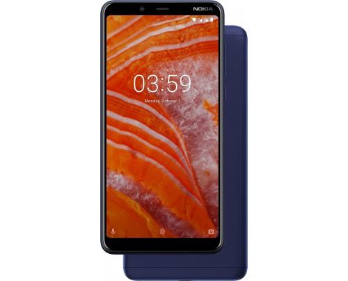 Nokia 3.1 Plus 15,2 cm (6 Zoll) 2 GB 16 GB Dual-SIM 4G Blau 3500 mAh