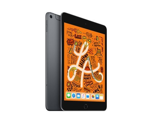 "Apple iPad iPad mini, 20,1 cm (7.9 Zoll), 2048 x 1536 Pixel, 64 GB, 3G, iOS 12, Grau iPad mini, Wi-Fi + Cellular 64 GB Grau - 7,9"" Tablet - A12 20,1cm-Display"